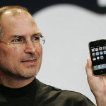 steve jobs iphone 150x150 Google Maps App for iPhone   iPad Version Expected Soon