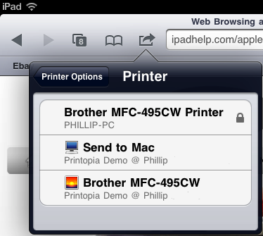 1x1.trans How To Enable AirPrint for Windows and Use Any Printer