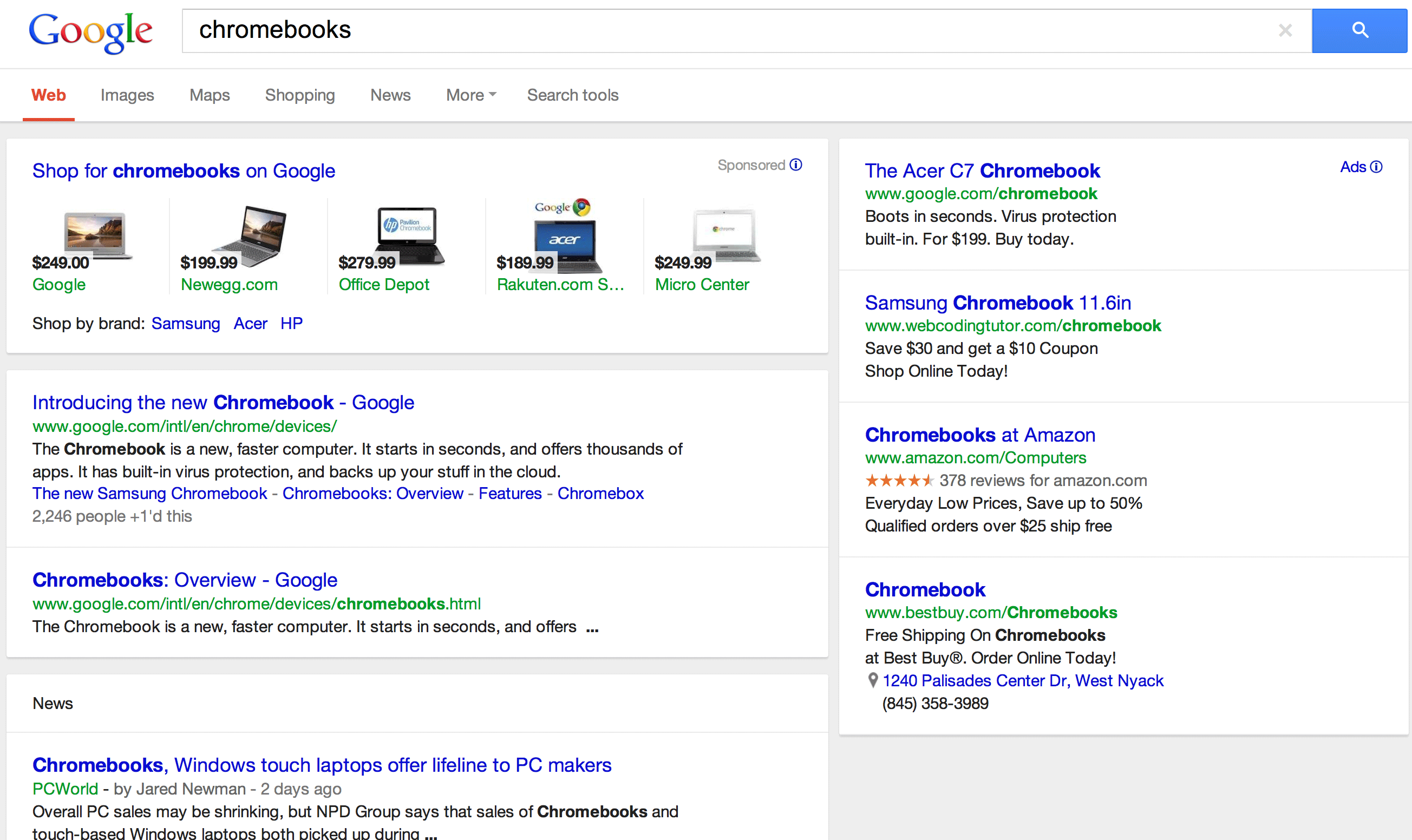 Google search is now being optimized for tablets