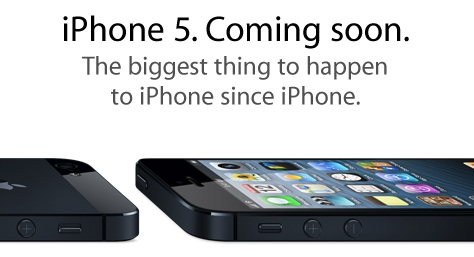 iPhone 5 expected within a few weeks