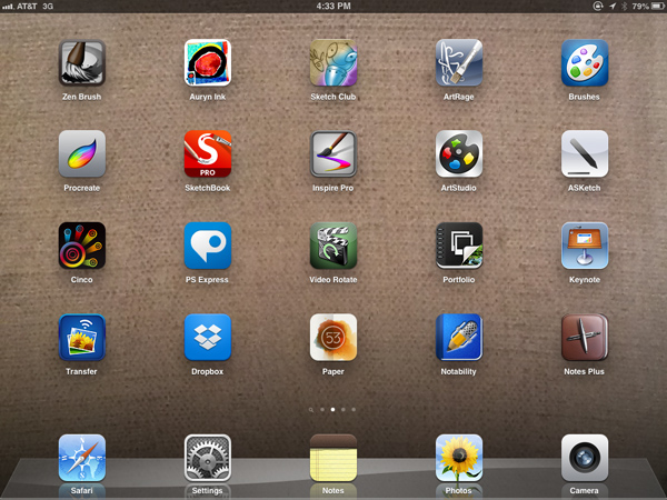 2013-05-15 iPad art app icons-600x450