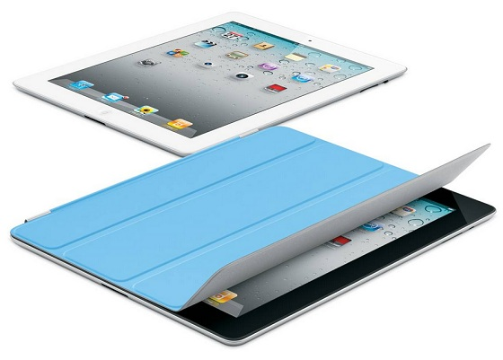 iPad 2 Smart Cover security flaw