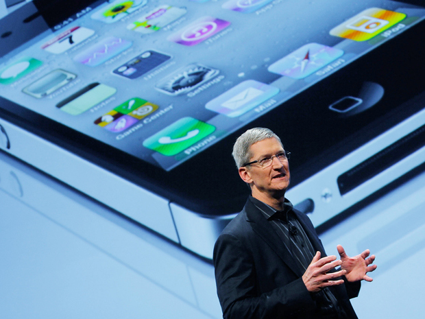 Apple disappoints; but releases iPhone 4S