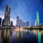 iPad Retina HD Wallpaper City 2