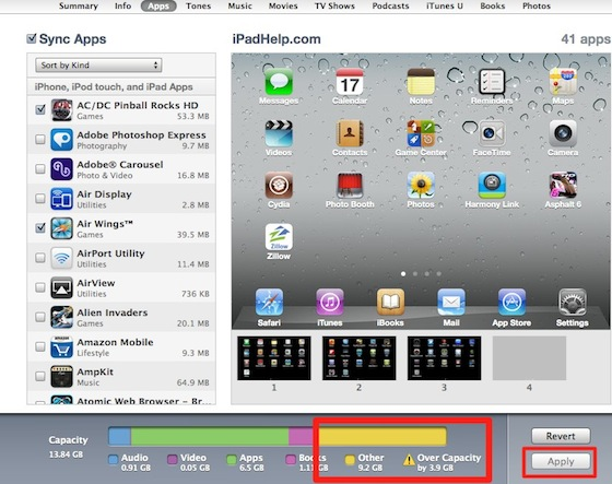 iTunes Sync Greyed Out