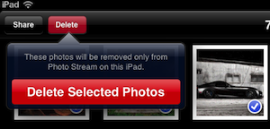 how to turn off shared photo stream on iphone