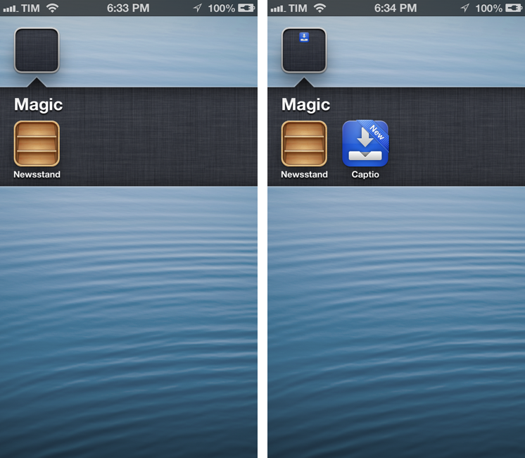 Hide Newsstand without jailbreaking- Works on any iOS device