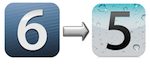 ios6toios5 How To Modify iPad Themes