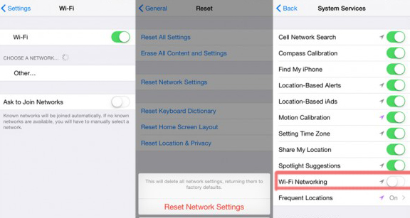iphone internet not working iphone or can t connect to wifi how to fix the problem 15309
