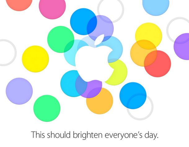Apple's Next Event: What to Expect on September 10th