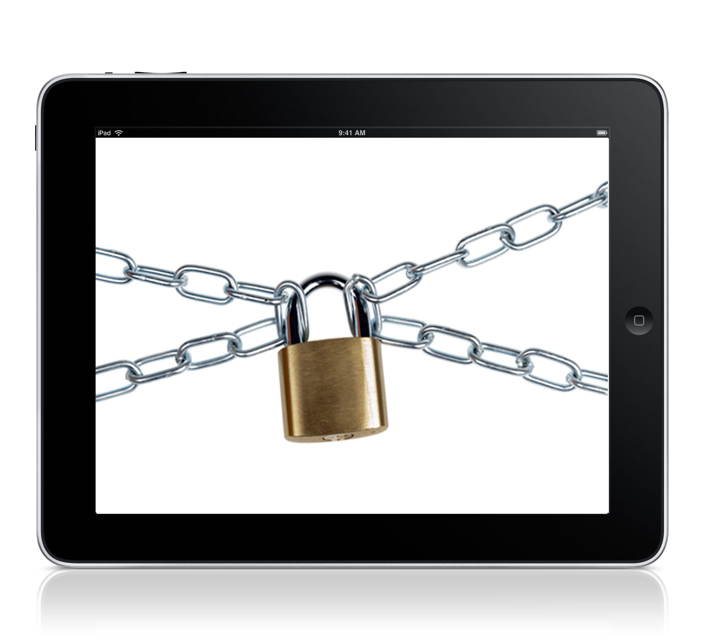 Ipad Chain Lock Ipad Ipad Air Ipad Pro Ios 10 3 1