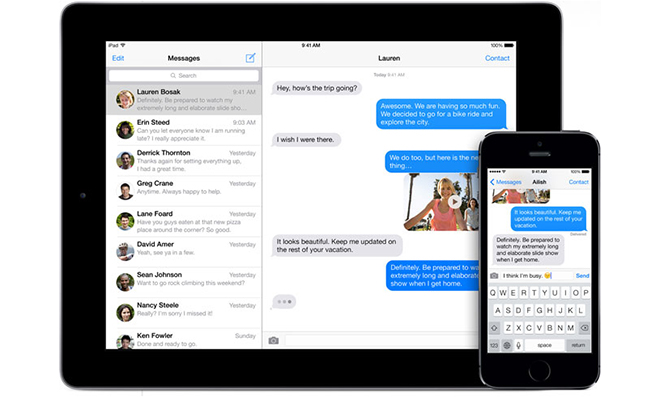 Fix iMessage in iOS 7 – How to Guide