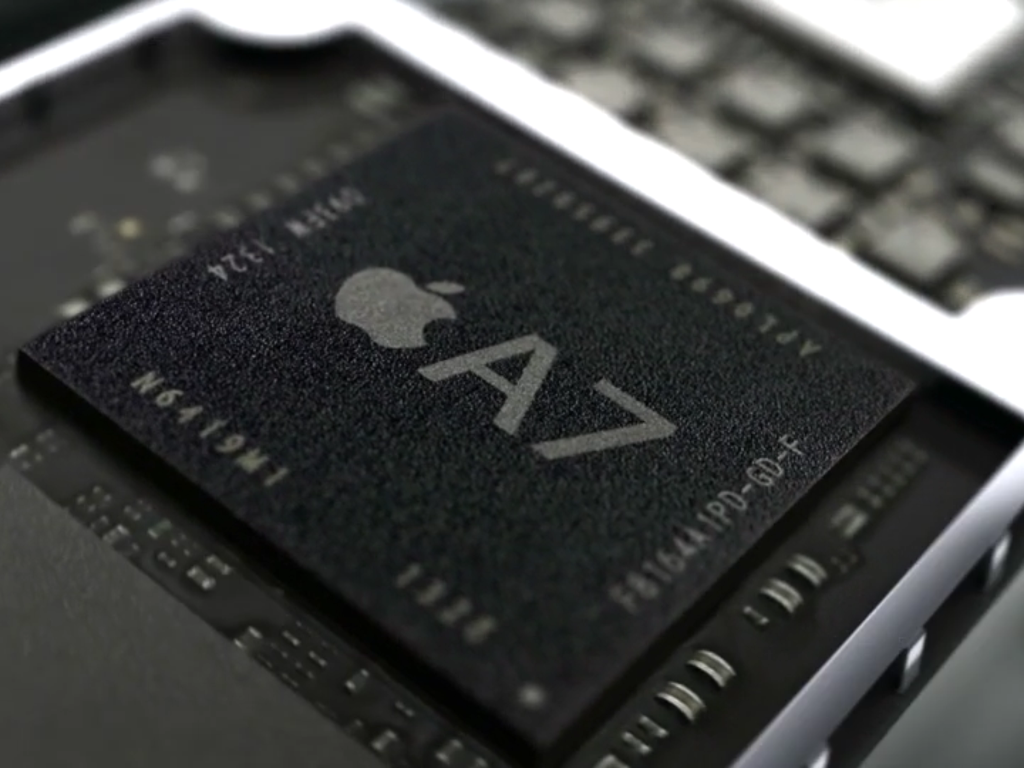 iPad Air CPU a7