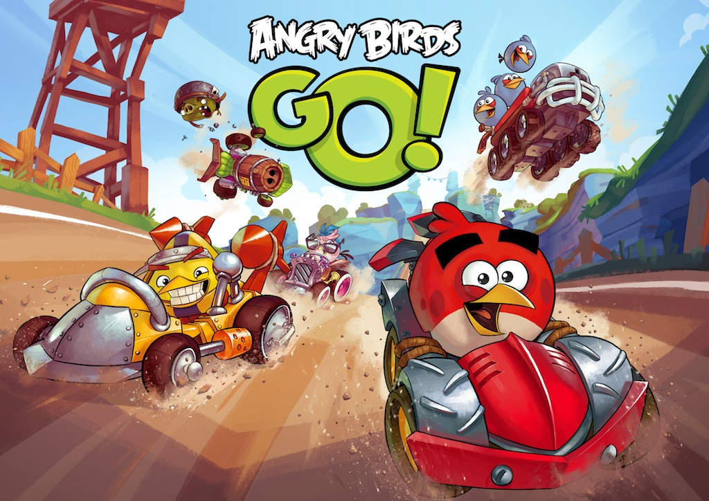 10 Best iPad Games of 2013 angry birds go