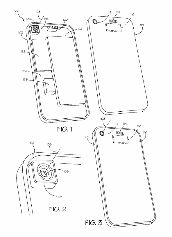 camera lens iphone patent continues apple u2019s camera