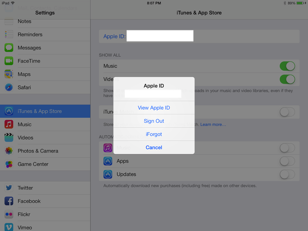 how to change apple security questions on iphone
