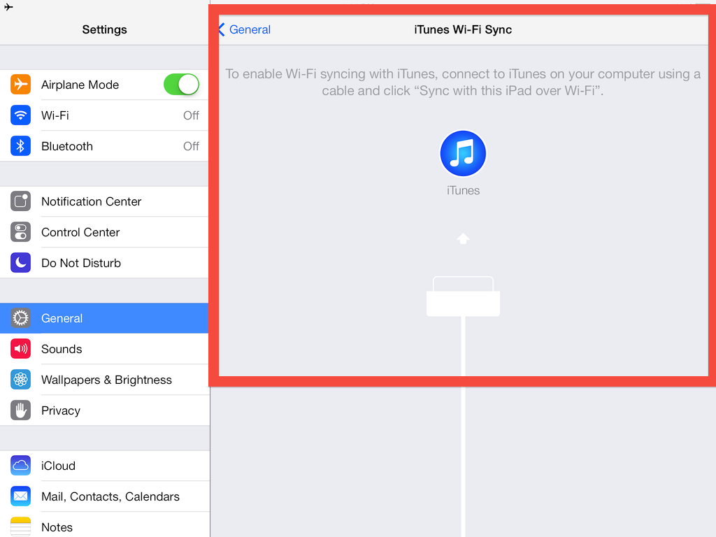 How To Sync Your iPhone and iPad Using iTunes