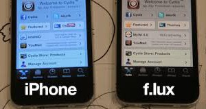 iPhone_Flux_display