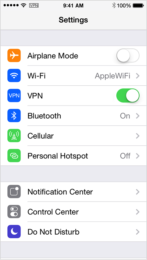 what does vpn do on iphone how to setup vpn for or iphone 8207