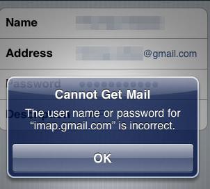 cannot get mail iphone how to fix cannot get mail on gmail for iphone amp iphone 1250