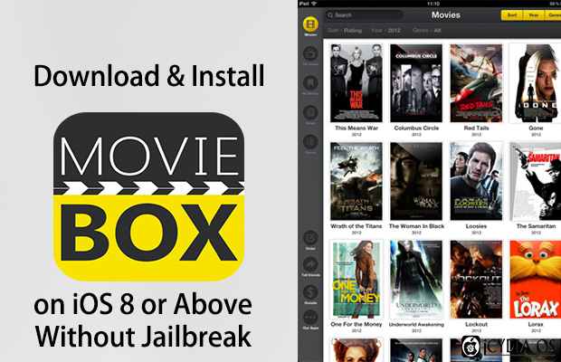 how to install moviebox on iphone how to install moviebox without a jailbreak on ios 8 18884