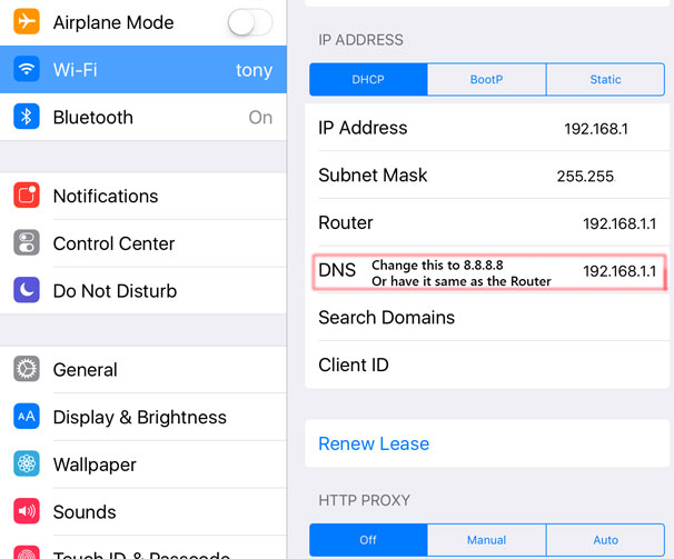 Iphone Or Ipad Can T Connect To Wifi How To Fix The