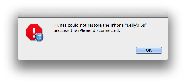"How to Fix ""iTunes Could Not Backup iPhone"" Error Message"