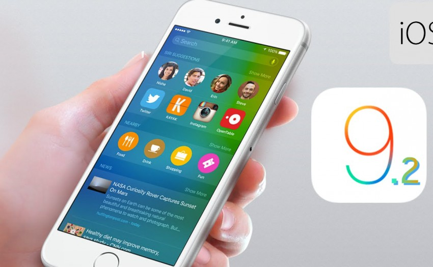 Can I update iPhone 5 to iOS 9.2