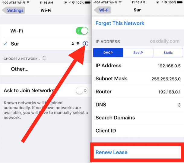 samsung 6 how to find networks setting