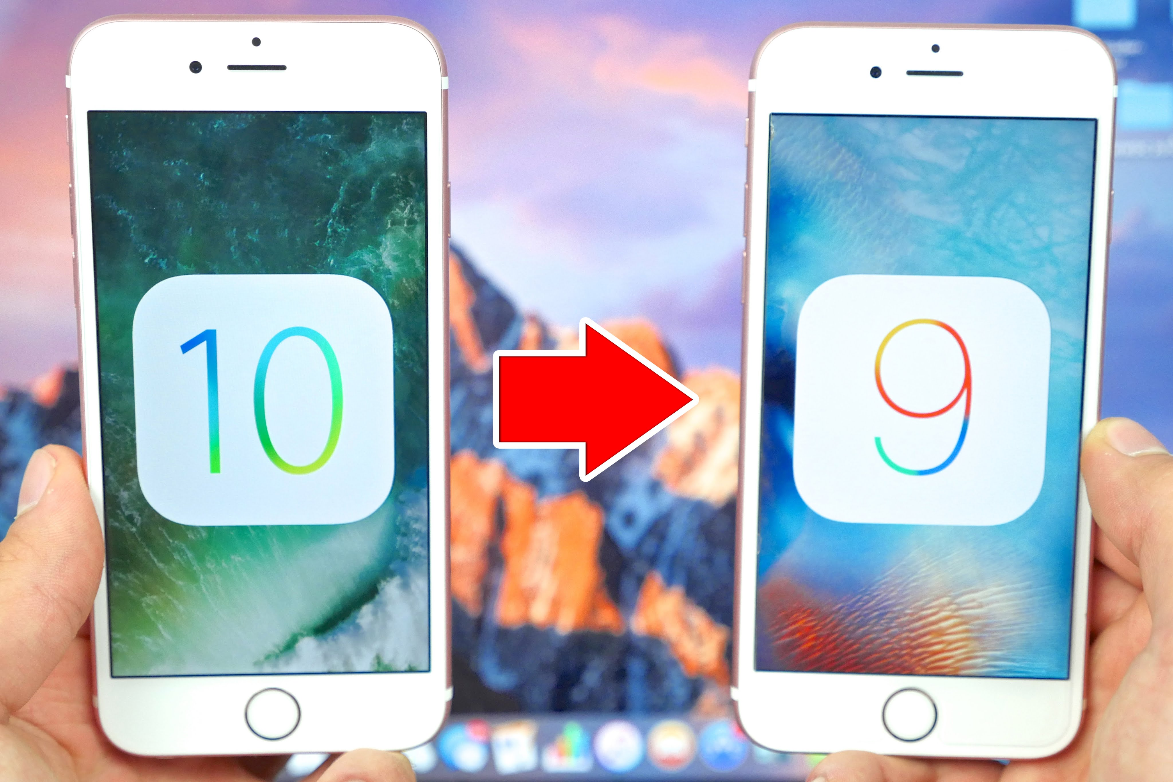 how to know ios of iphone